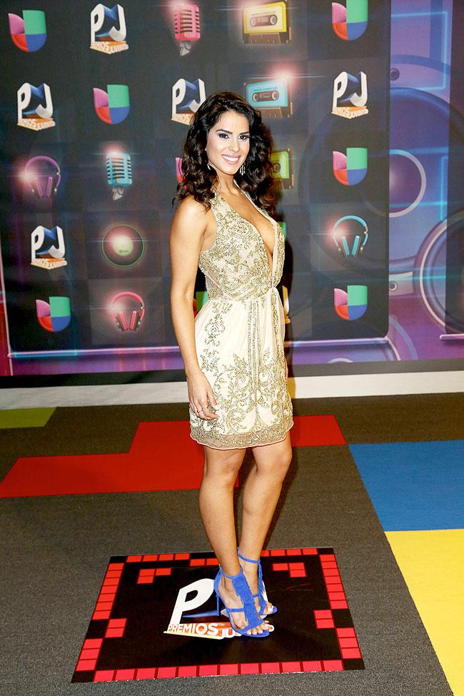 Vanessa de Roide, Premios Juventud 2015