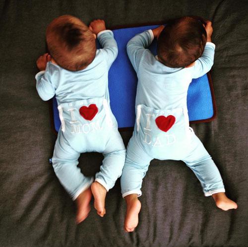 Bebés en Instagram, CY Y BOWIE