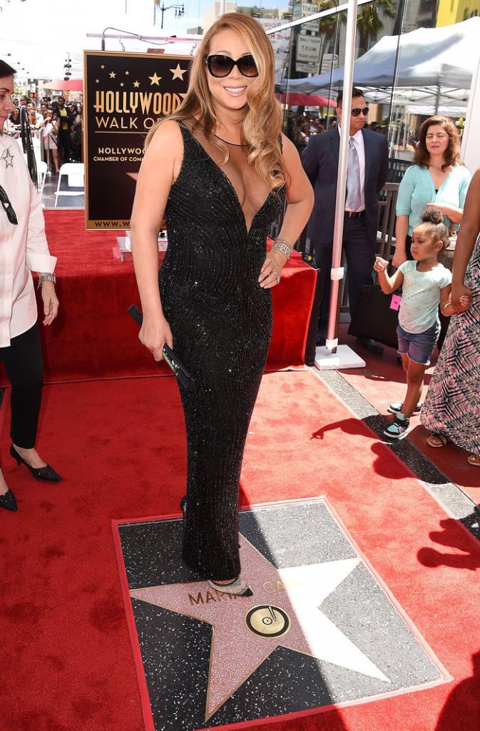 El look del día, Mariah Carey