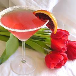 Martini de arándano