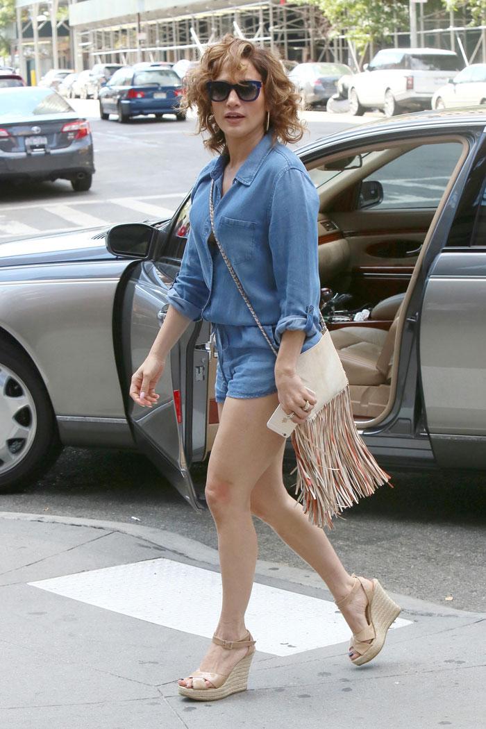 El look del día, Jennifer López