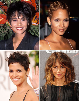 compose halle berry