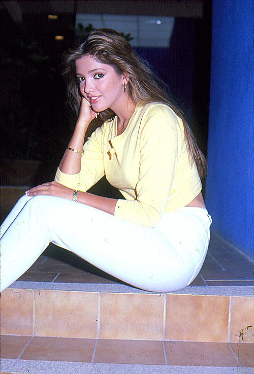 Adela Noriega, TBT Telenovelas