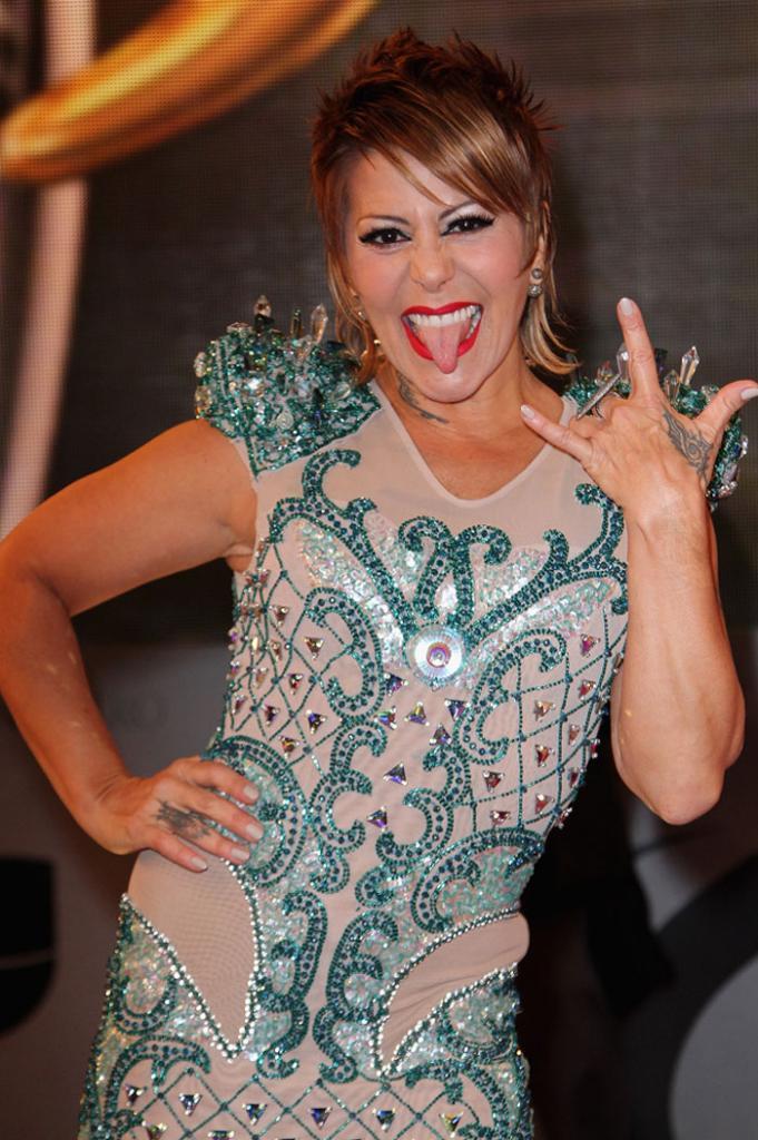 Alejandra Guzman, premio La Musa,