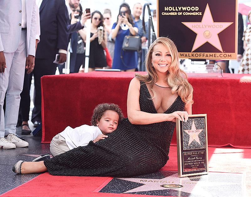 Mariah Carey, Moroccan, Míralos