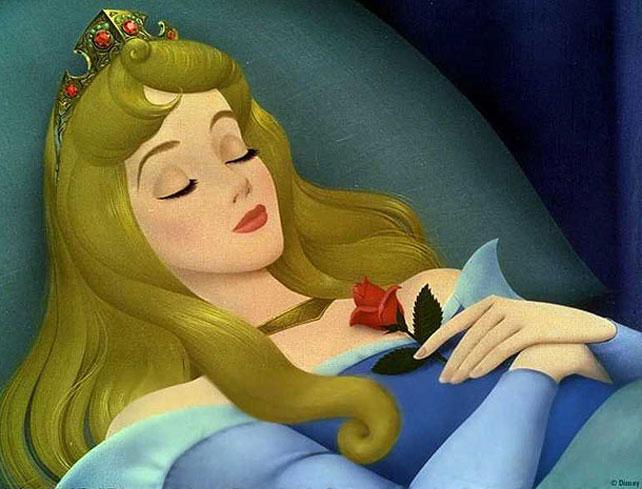 Aurora, Disney, la bella durmiente