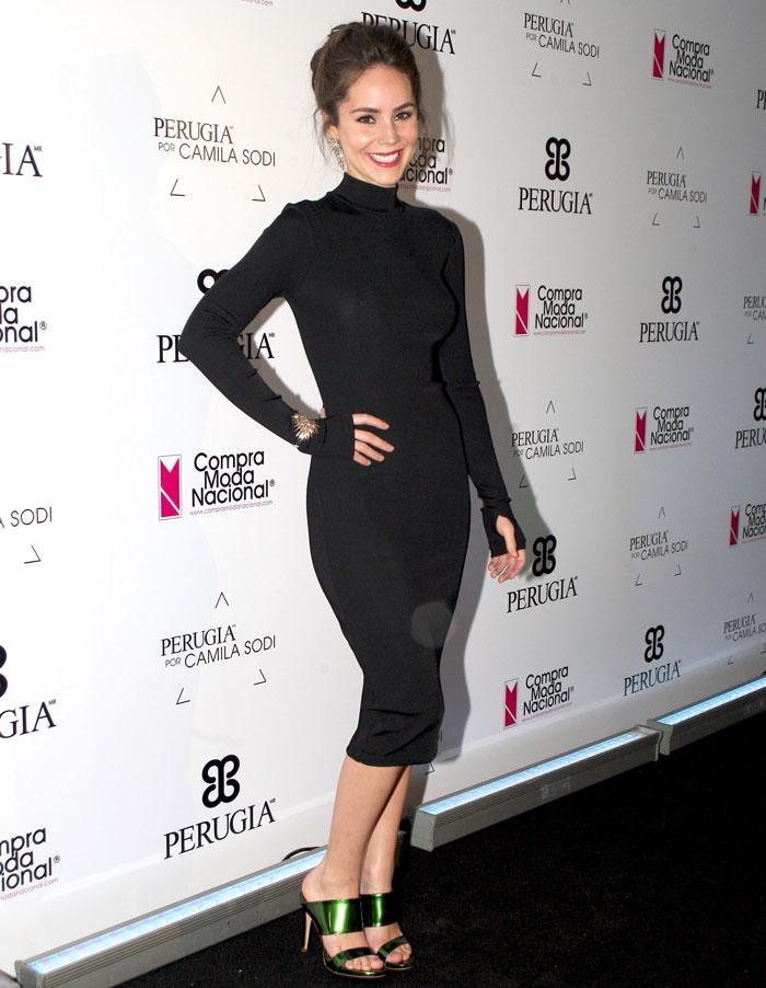 Camila Sodi, El look del día