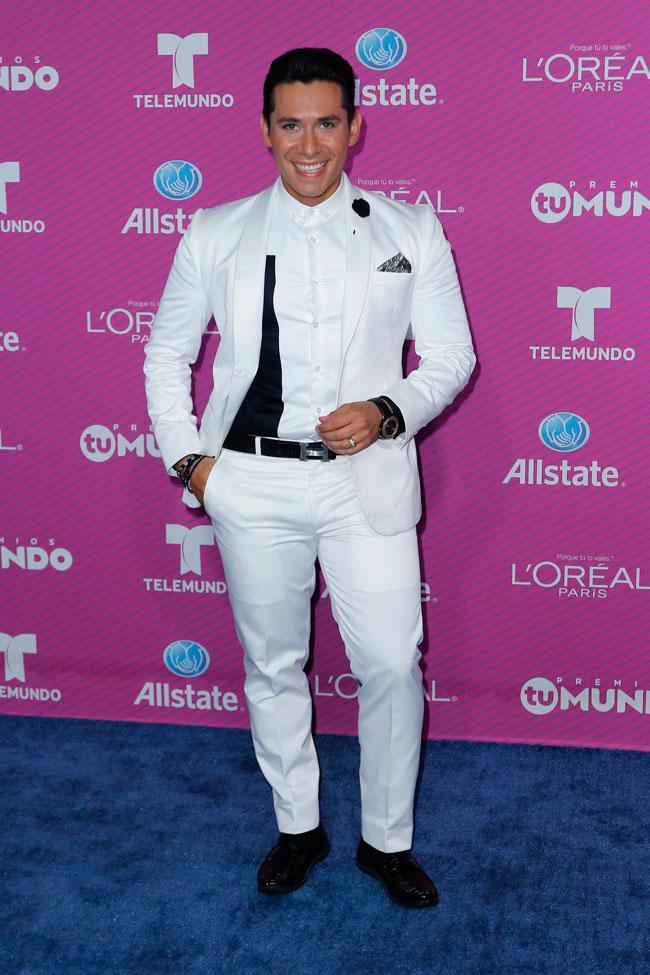 Christian Ramírez, Premios Tu Mundo 2015