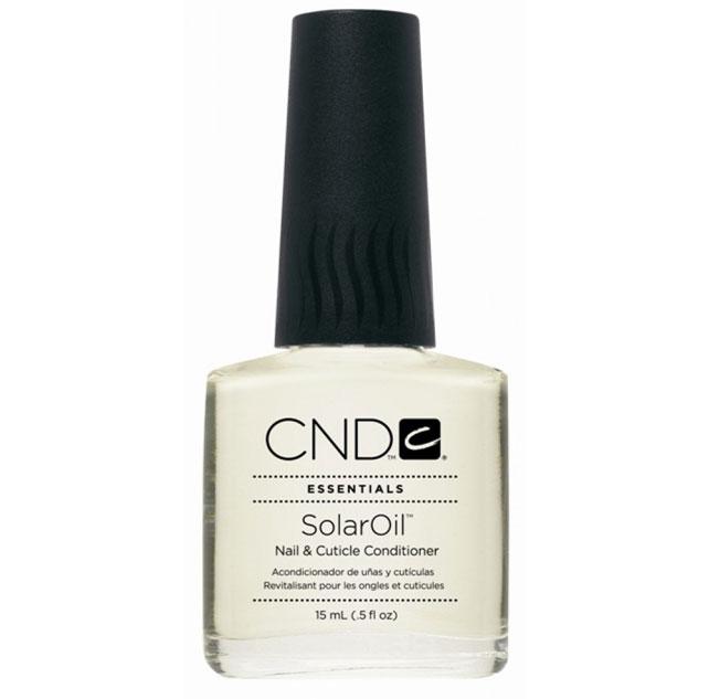 CND Solar Oil, Pedicura en casa MIMI