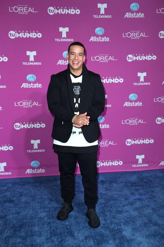 Daddy Yankee, Premios Tu Mundo 2015