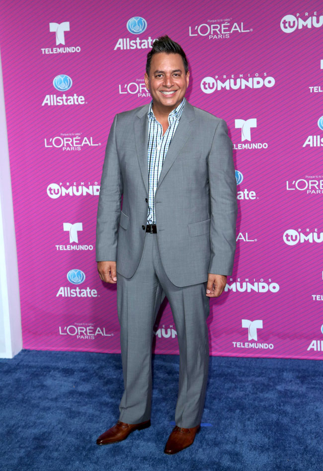 Daniel Sarcos, Premios Tu Mundo 2015