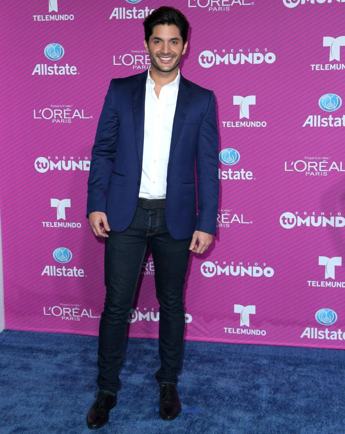 DANIEL ELBITTAR, Premios Tu Mundo 2015