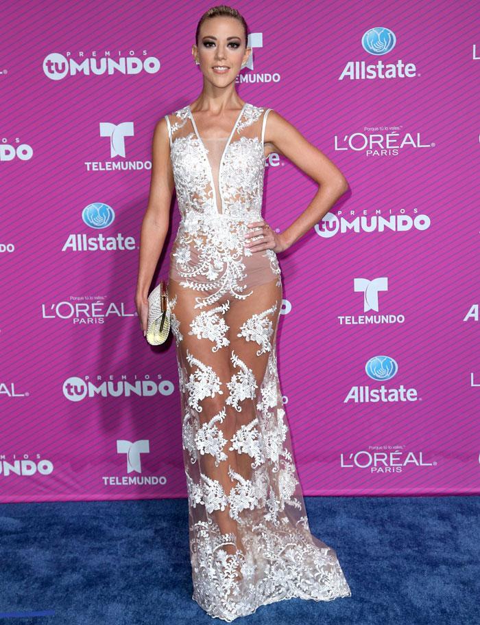 FERNANDA CASTILLO, Premios Tu Mundo 2015