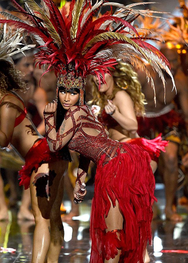 Nicki Minaj, VMA 2015