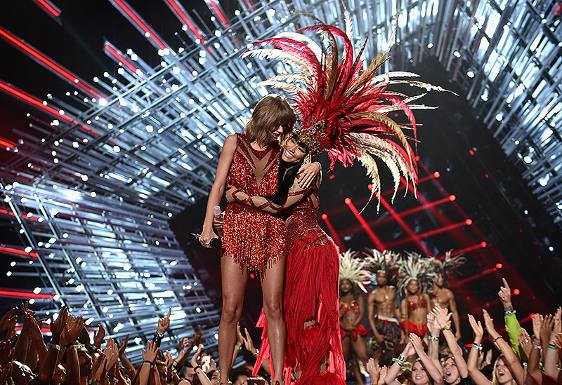 Nicki Minaj, Taylor Swift, VMA 2015