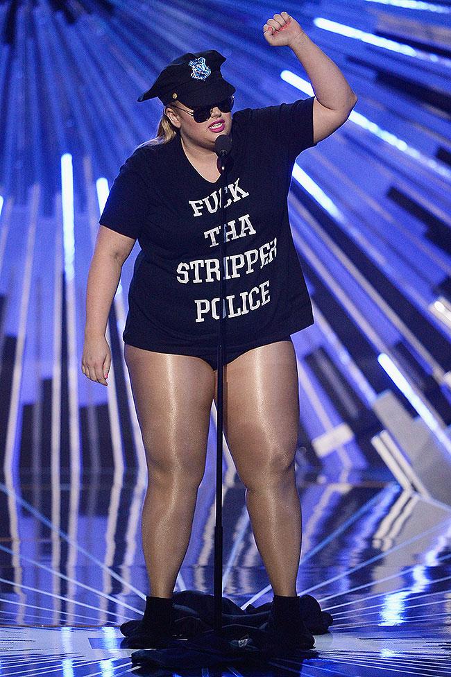 Rebel Wilson, VMAS 2015