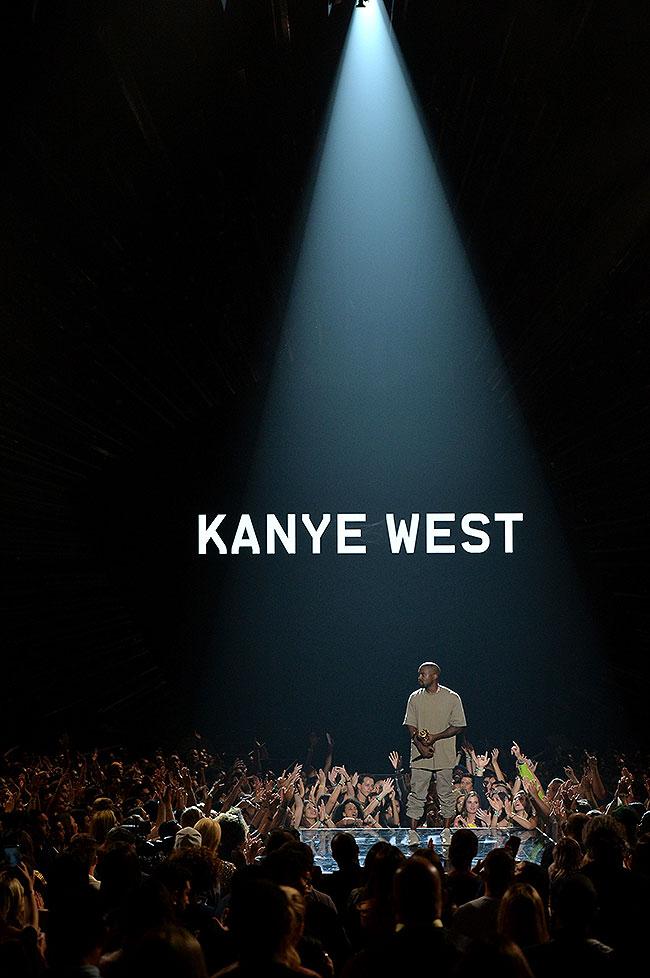 Kanye West, VMAS 2015