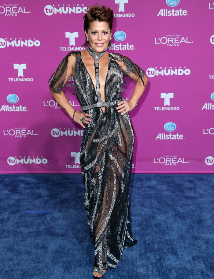 ALEJANDRA GUZMÁN, Premios Tu Mundo 2015