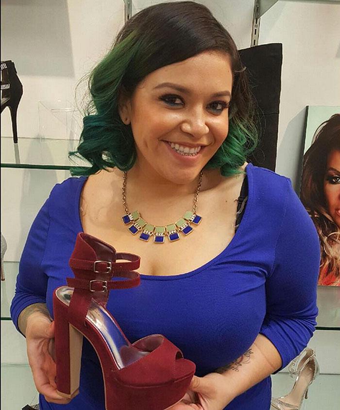 Jacqui Rivera, calzado, zapatos
