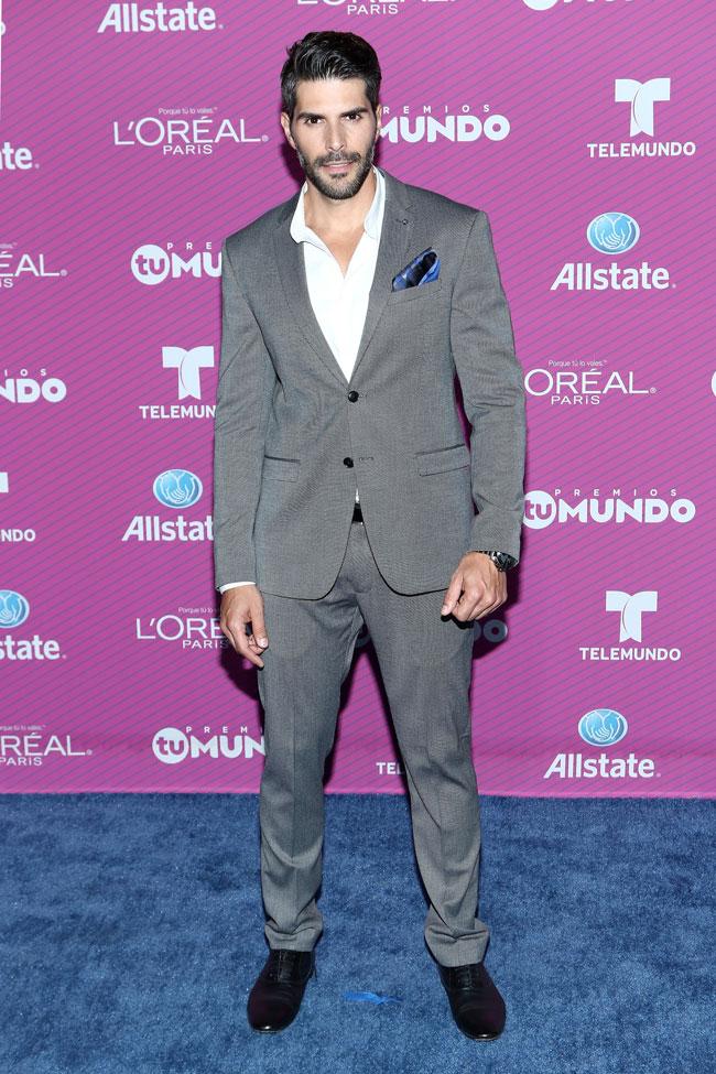 Juan Pablo Llano, Premios Tu Mundo 2015