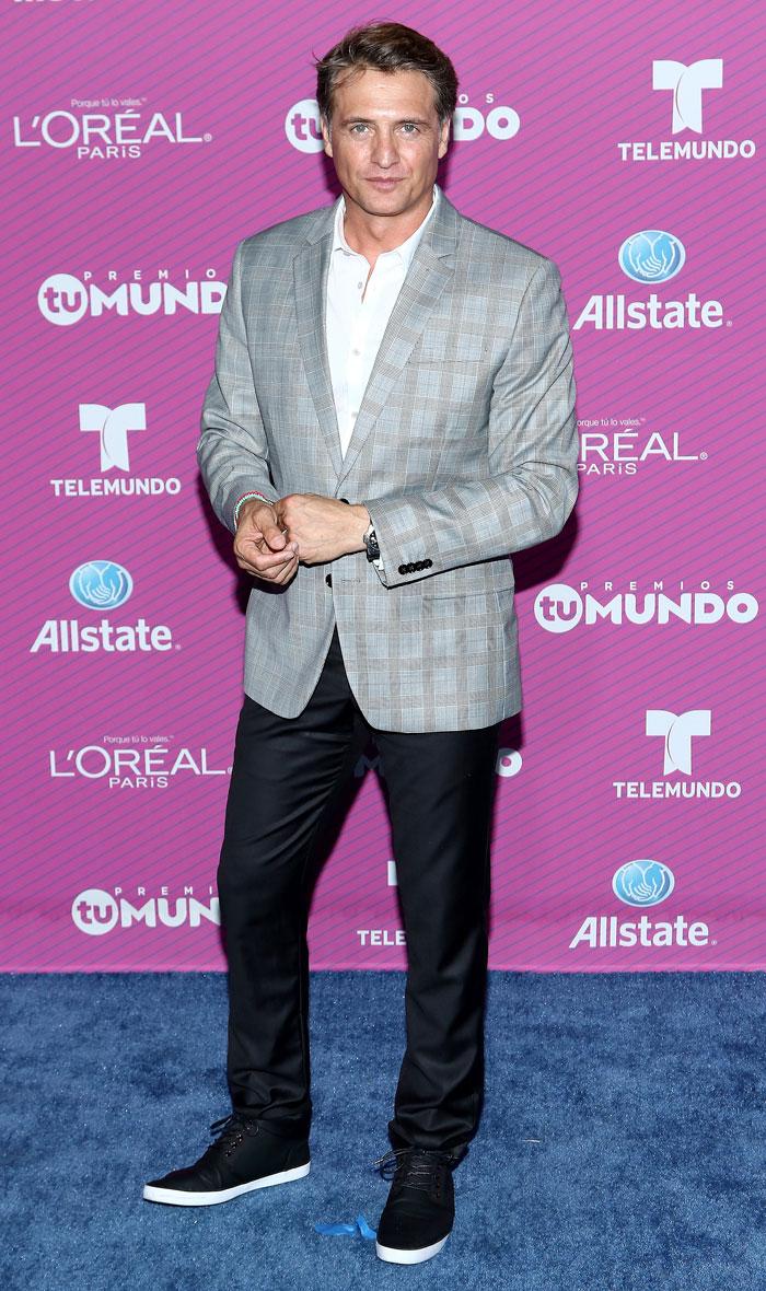 Juan Soler, Premios Tu Mundo 2015