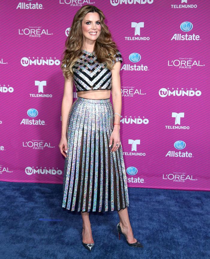 MARITZA RODRÍGUEZ, Premios Tu Mundo 2015