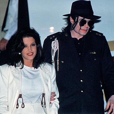 Michael Jackson, Lisa Marie Presley