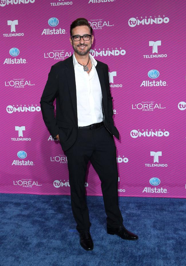 Miguel Varoni, Premios Tu Música 2015