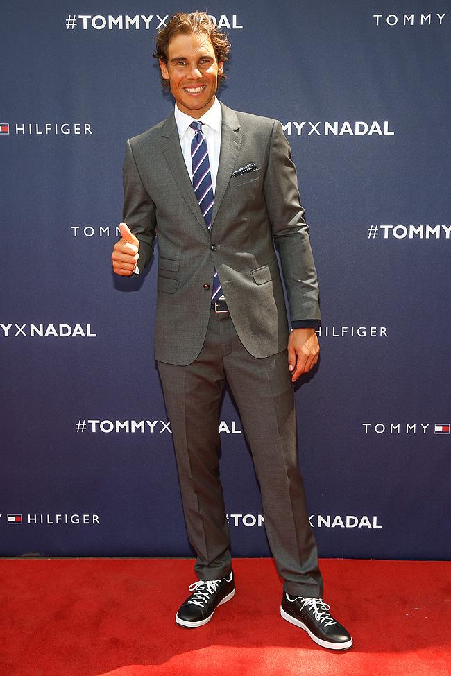 Rafa Nadal, Tommy Hilfiger, moda
