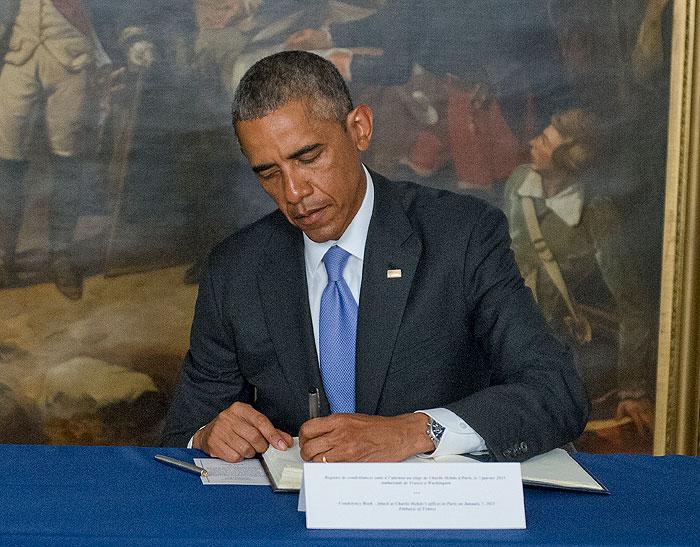 Barack Obama, Día, Zurdos