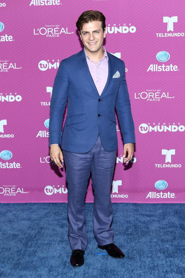 Pablo Azar, Premios Tu Mundo 2015