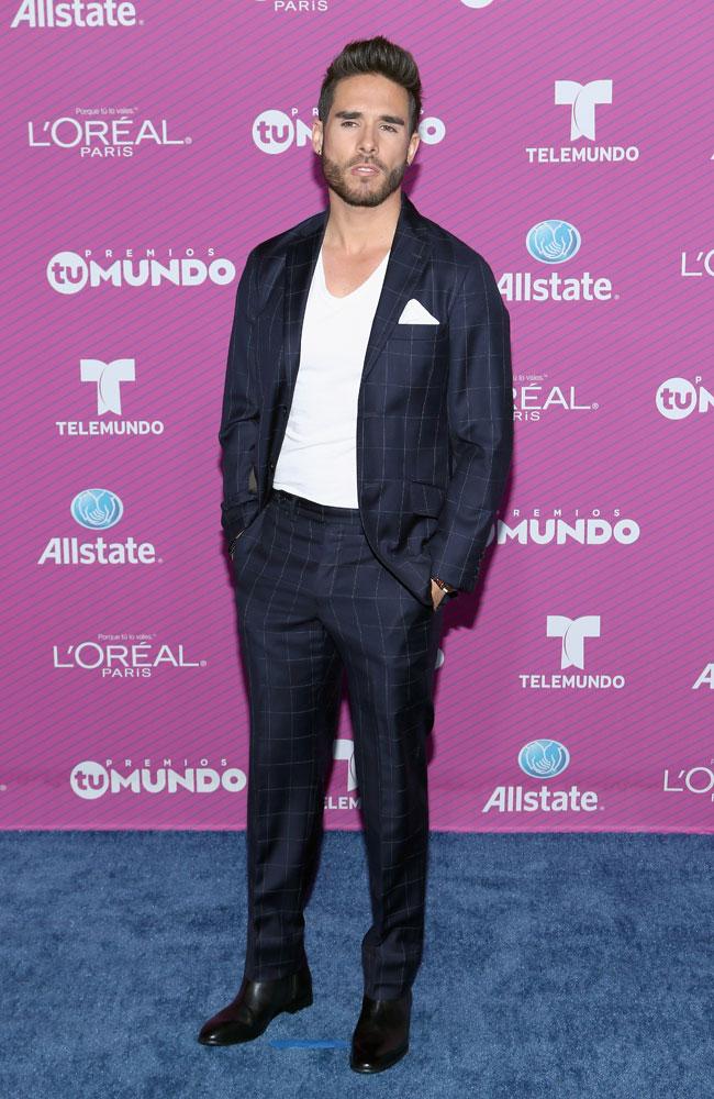 Sebastián Caicedo, Premios Tu Mundo 2015