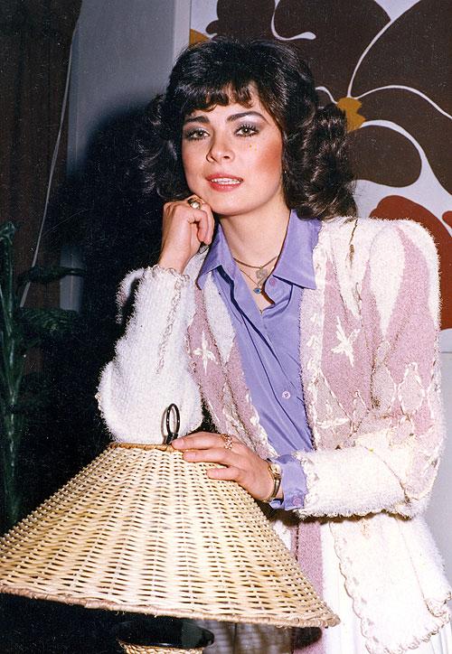 Victoria Ruffo, TBT