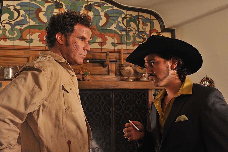 Diego Luna, Will Ferrell, Casa de mi Padre