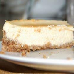 Pastel de queso sencillo