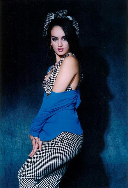 Ana de la Reguera, 1998,