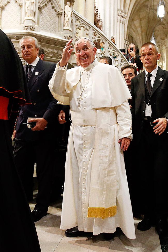 Papa Francisco, visita