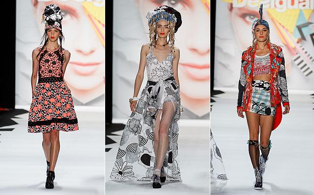 Desigual, moda, NYFW, desfile