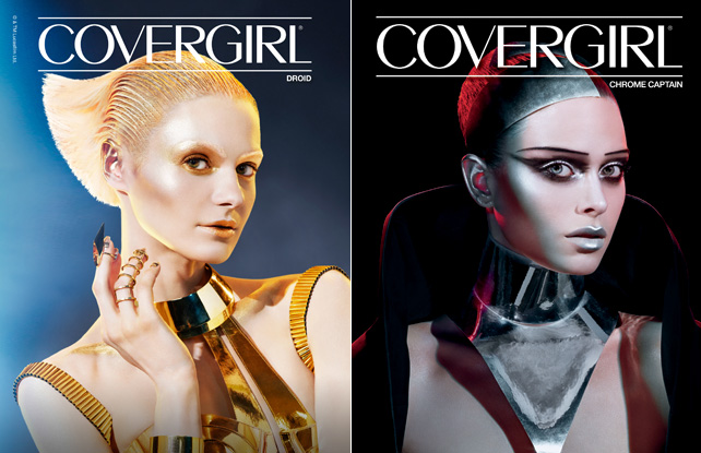 Covergirl, Star Wars, fuerza, maquillaje, belleza