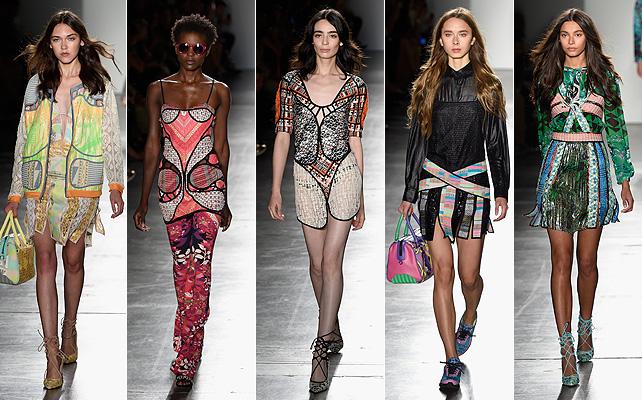 Custo, Fashion Week, Desfile, Semana de la moda, Nueva York