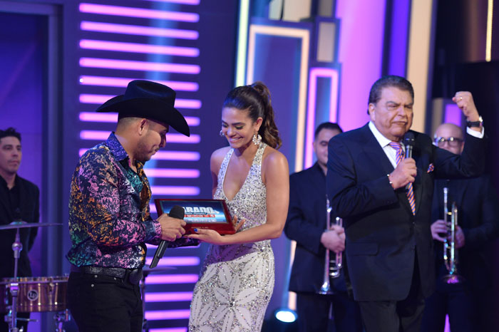 Don Francisco, Sábado gigante, Sábado gigante - Hasta siempre, Univisión, Espinoza Paz, Alina Robert