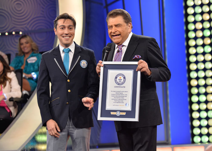 Don Francisco, Sábado gigante, Sábado gigante - Hasta siempre, Univisión