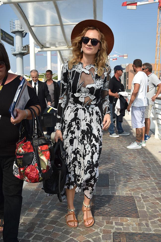 Flores, festival venecia, Cine, tendencia, Diane Kruger