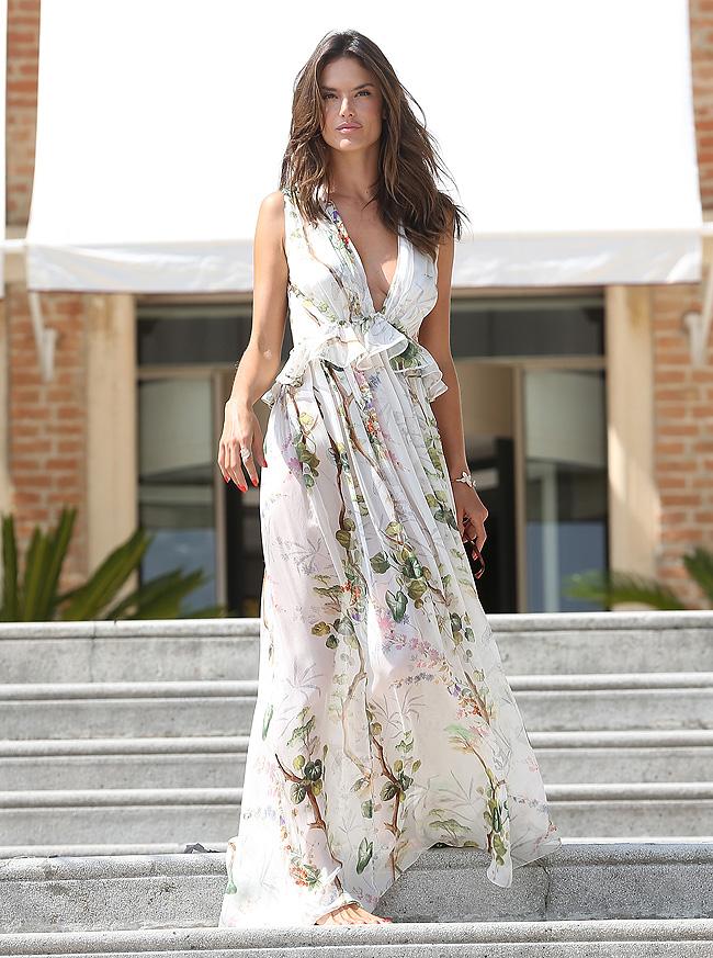Flores, festival venecia, Cine, tendencia, Alessandra Ambrosio