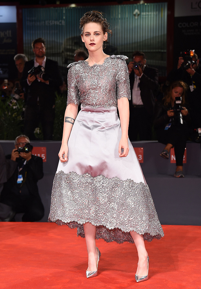Flores, festival venecia, Cine, tendencia, Kristen Stewart