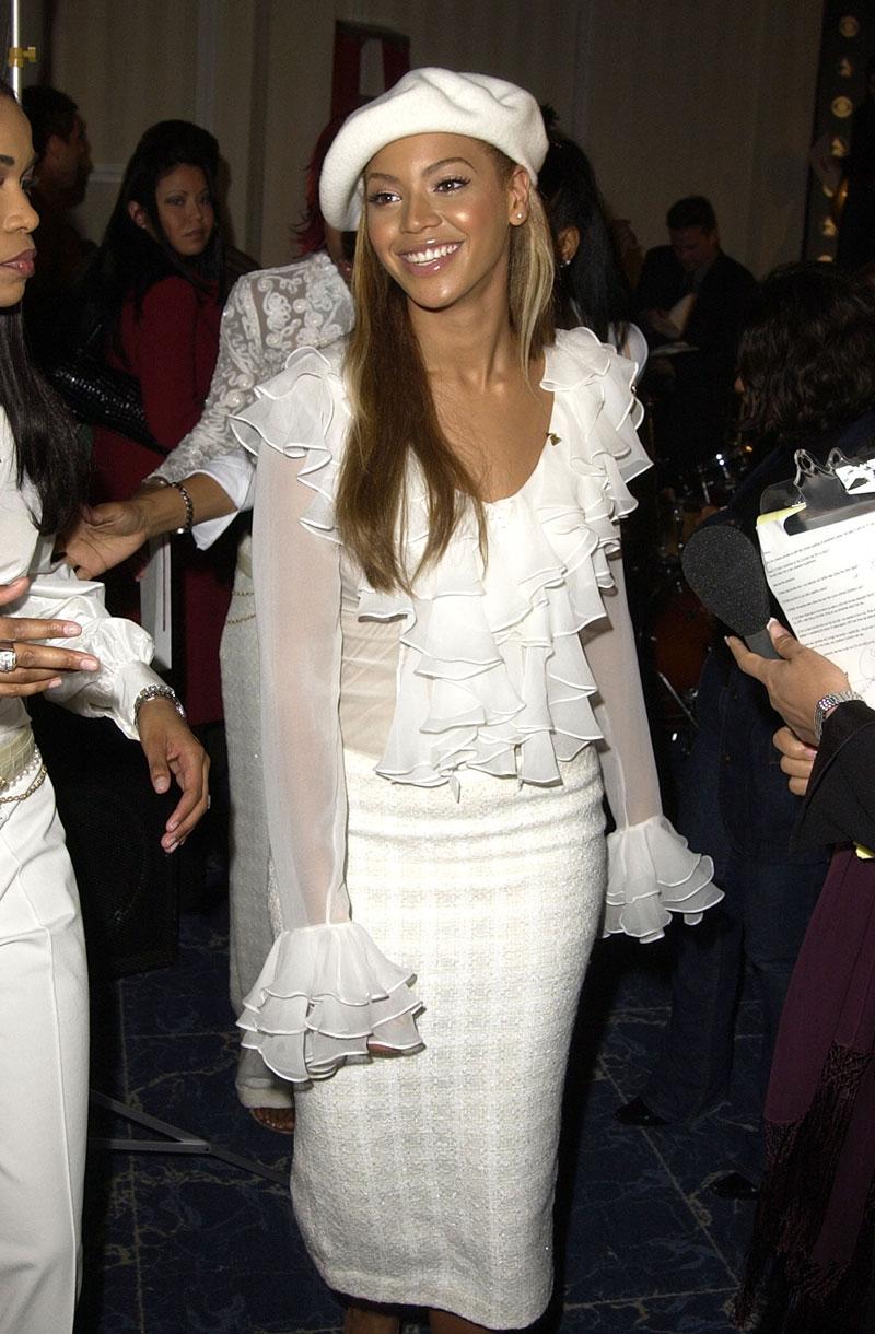#TBT, Beyoncé