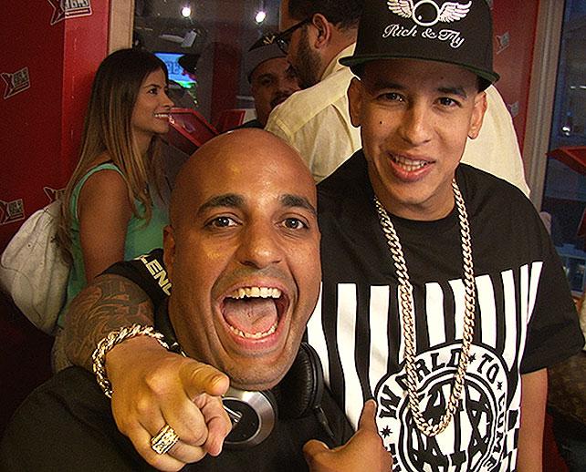 Daddy yankee, DJ Lobo, Míralos