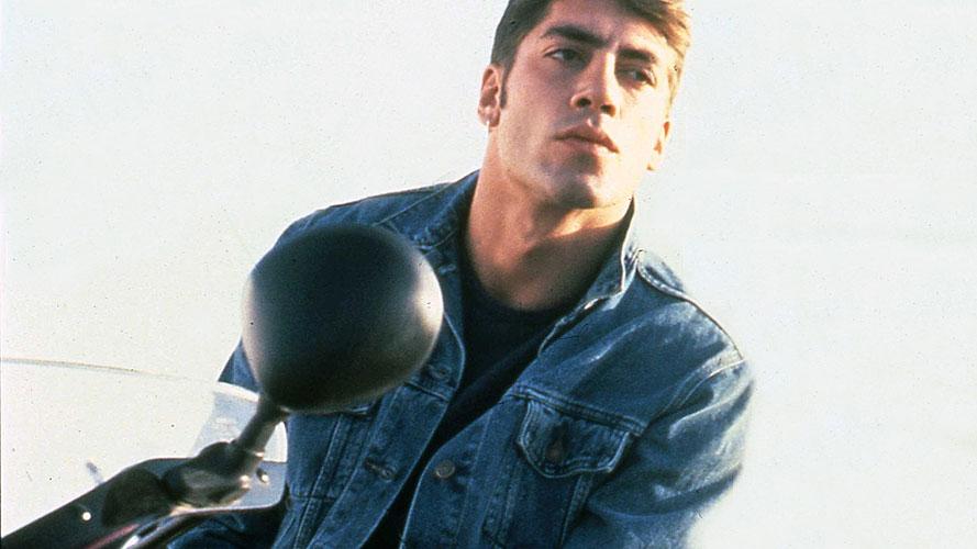 Javier Bardem, 1992,