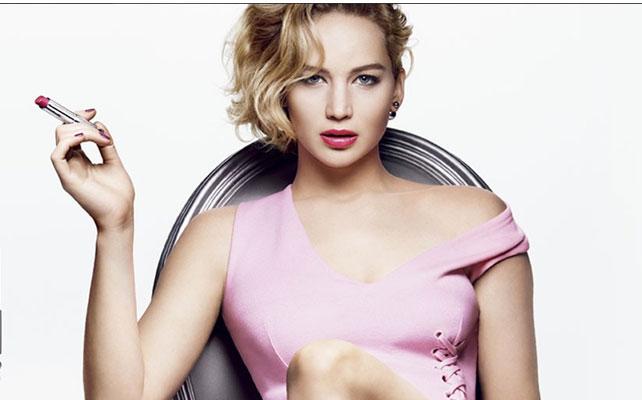 Jennifer Lawrence, comercial Dior Addict