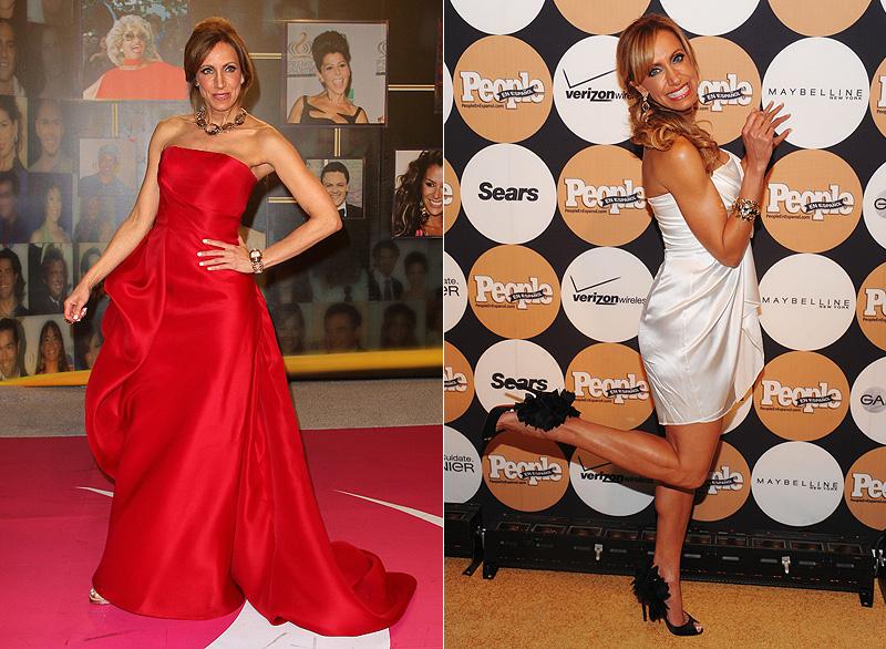 Lili Estefan, moda, 25 más fashion, vestidos, looks, alfombra roja, september issue